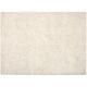 Zen White Area Rug, 5'6 x 7'5