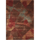 Somerset Stained Glass Area Rug, 3'6 x 5'6