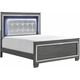 Brambley Queen Bed with LED Lighting