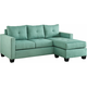 Emma 2-pc. Left Arm Facing Reversible Sectional Sofa