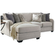 Clancy 2-pc. Sectional Sofa