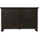 Jofran, Inc. Jackson Lodge Bedroom Dresser
