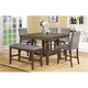 Manning Counter-Height 6-pc. Dining Set