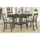 Fulton 5-pc. Counter-Height Dining Set