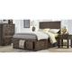 Jackson Lodge 4-pc. Full Storage Bedroom Set