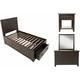 Jackson Lodge 4-pc. Twin Storage Bedroom Set
