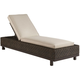 Epicenters Brentwood Outdoor Chaise Lounge