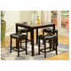 Ambrose 5-pc. Counter-Height Dining Set