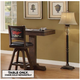 Miller High Life Bar-Height Game Table