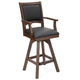Guinness Swivel Barstool