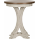 Farmhouse Reimagined Chairside Table