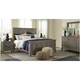 Magnussen Home Furnishing Inc. Lancaster 4-pc. California King Panel Bedroom Set
