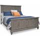 Lancaster  California King Panel Bed