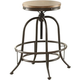 Reese Adjustable Counter Height Stool