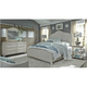 Farmhouse Reimagined 4-pc. King Panel Bedroom Set w/ Open Nightstand