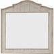 Farmhouse Reimagined Bedroom Dresser Mirror