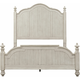 Farmhouse Reimagined Queen Poster Bed