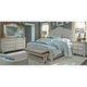 Liberty Furniture Ind. Ltd. Farmhouse Reimagined 4-pc. King Panel Bedroom Set W/ Drawer Nightstand