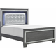 Brambley King Bed with LED Lighting