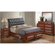 Sarasota Upholstered 4-pc. Full Storage Bedroom Set