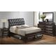 Sarasota Upholstered  4-pc. Queen Storage Bedroom Set