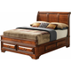 Sarasota Full Storage Bed