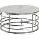 Jaxton Round Marble Coffee Table