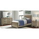 Sun Valley 4-pc. Twin Bedroom Set