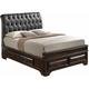 Sarasota Upholstered Full Storage Bed