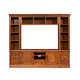 Sierra 4-pc. Wall Unit w/ 60