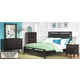 Erwan 4-pc. California King Bedroom Set