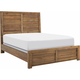 Samuel Lawrence Murrow King Bed Brown