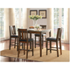 Normand 5-pc. Counter Height Dining Set