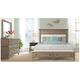 Myra 4-pc. King Bedroom Set w/ Bench