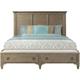 Myra California King Bed w/ Bench