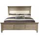 Myra Upholstered King Bed