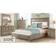 Myra Upholstered 4-pc. King Bedroom Set w/ Bench