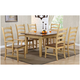 Brook 7-pc. Dining Set w/ Arm Chairs