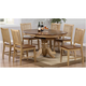 Brook 7-pc. Dining Set W/ Leaf