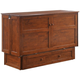 Clover Cabinet Bed with Mattress