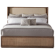 Marisa Upholstered King Bed