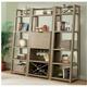Newell 3-pc. Bar Cabinet