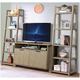 Newell 3-pc. Entertainment Center
