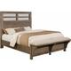 Round Rock Queen Panel Bed