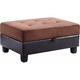 Gallant Storage Ottoman