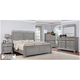Avalon Furniture . Bellville Queen 4-pc. Bedroom Set
