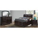 Rae 4-pc. King Storage Bedroom Set