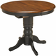 Kenton Adjustable-Height Dining Table w/ Leaf