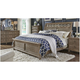 Liberty Furniture Ind. Ltd. Simply Elegant 4-pc. King Sleigh Bedroom Set