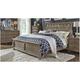 Simply Elegant 4-pc. King Sleigh Bedroom Set